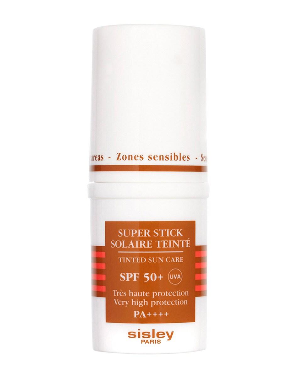 Sisley Super Stick Solaire SPF 50+ Teinté  Stick De Protección Solar Con Color