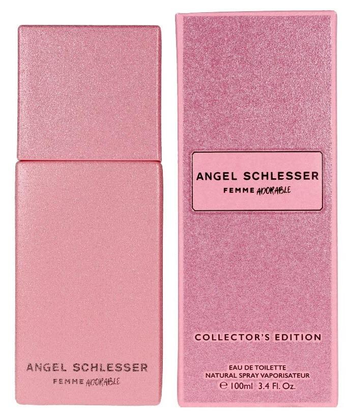 Angel Schlesser Femme Adorable collector edition  Eau de Toilette 100 ml