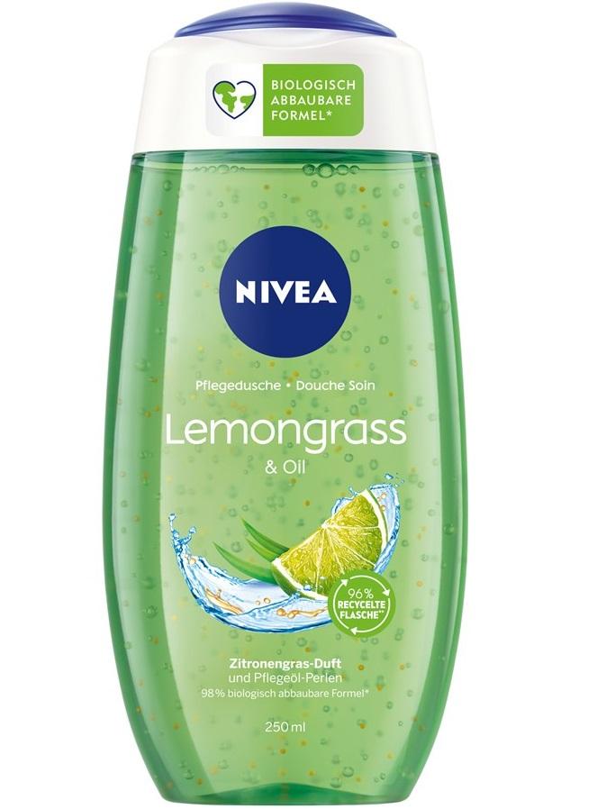 Nivea Gel Lemongrass & Oil  250 ml