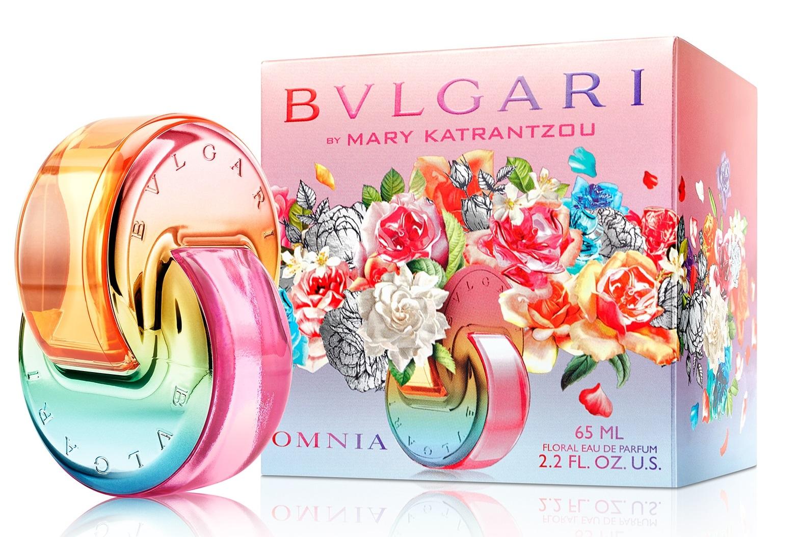 Bvlgari Omnia Edicion Capsula by Mary Katrantzou   Floral eau de parfum 65 ML