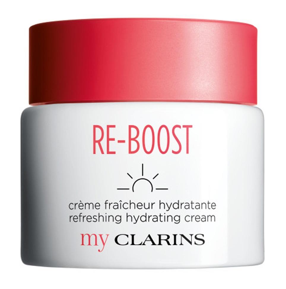 Clarins Re-Boost Crema Refrescante TP  para pieles normales 50 ml
