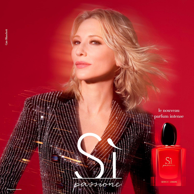 Giorgio Armani Sì Passione Intense  Eau de Parfum