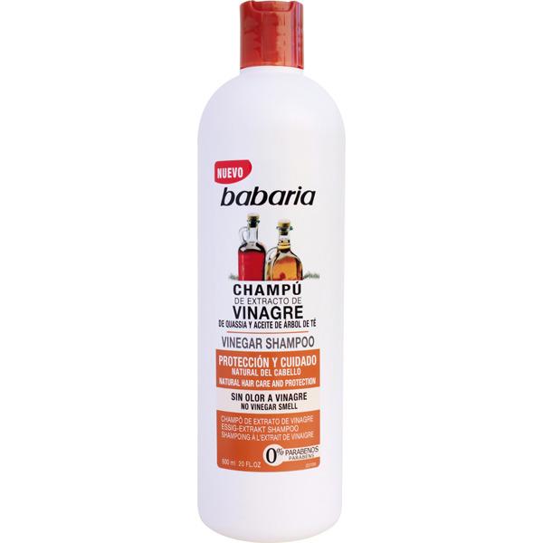 Babaria Champú Vinagre  600 ml