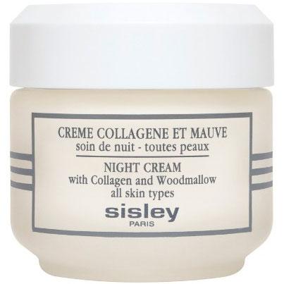 Sisley Creme Collagene Et Mauve  Tratamiento De Noche 50 gr