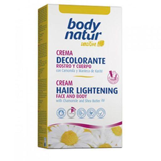 Body Natur Crema Decolorante  50 ml