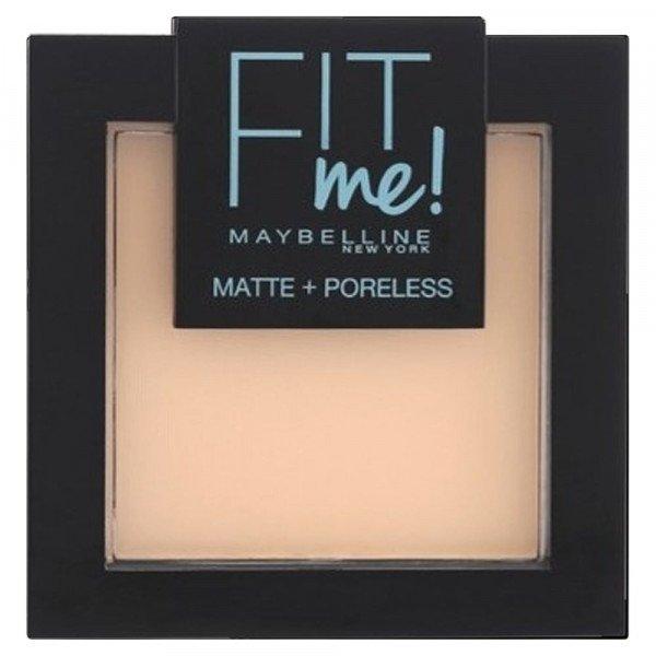Maybelline Fit Me Matte & Poreless Polvos Matificantes