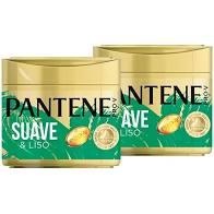 Pantene Mascarilla Suave y Liso Duplo  30 ml