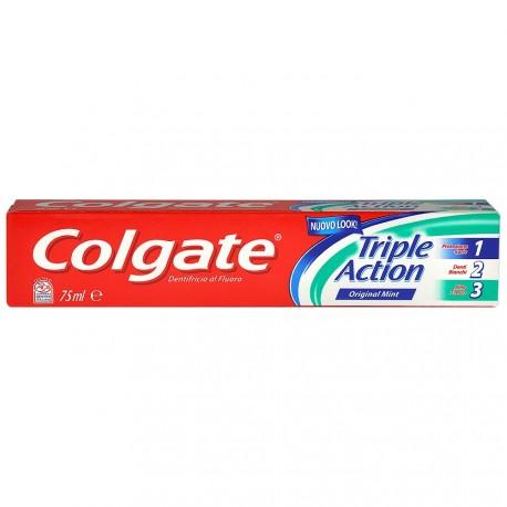 Colgate Triple Acción Dentífrico  75 ml