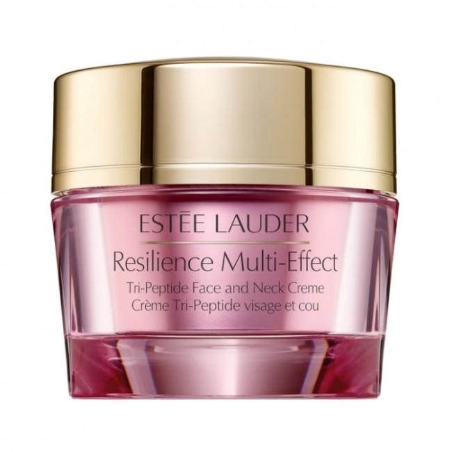 Estée Lauder Resilience Multi-Effect Tri-Peptide Cuello y Rostro  Piel Seca 50 ml