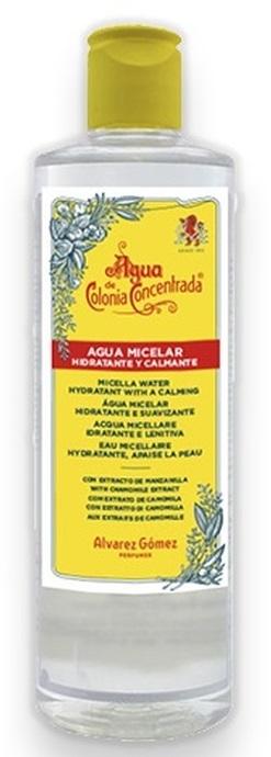 Álvarez Gómez Agua Micelar Hidratante Calmante  290 ml