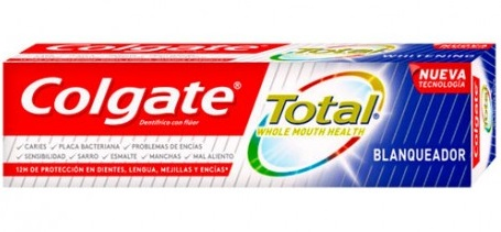 Colgate Total Dentífrico Blanqueador  75 ml
