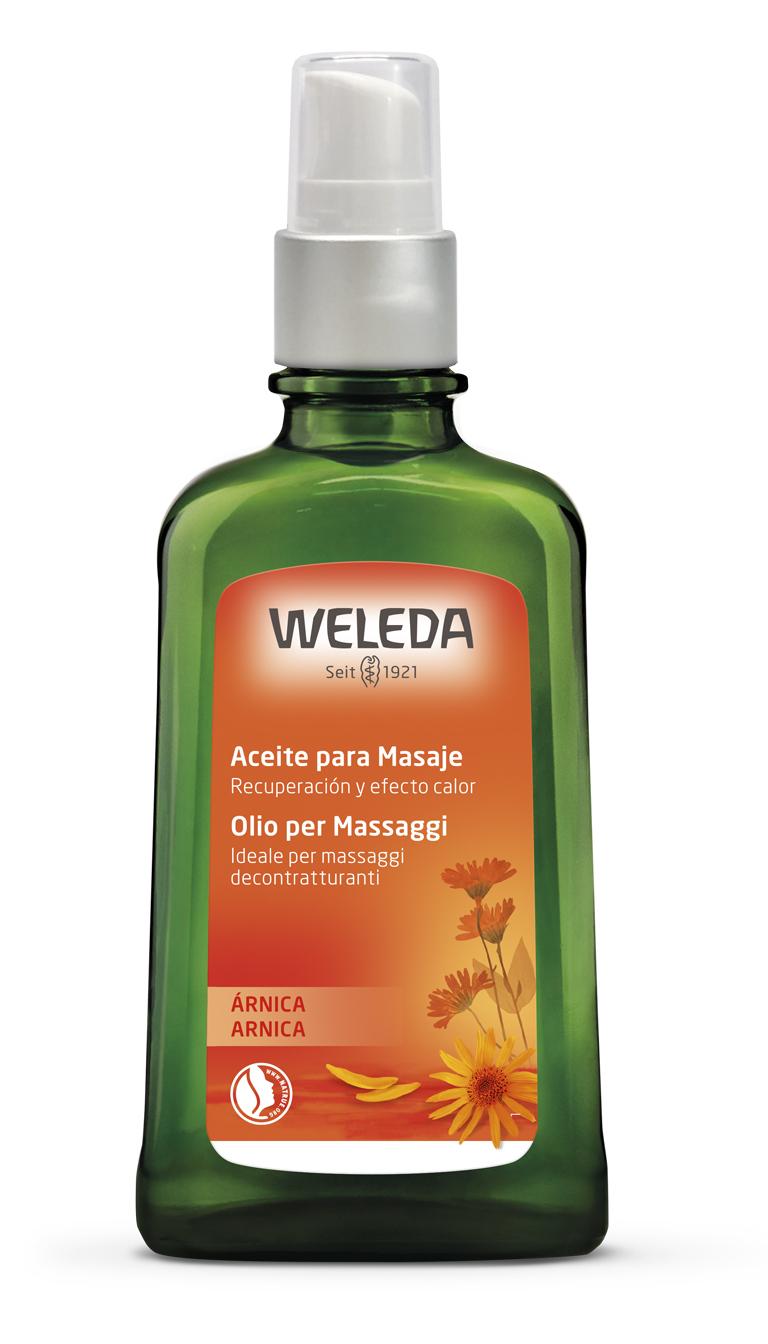 Weleda Aceite Masaje Árnica  100 ml