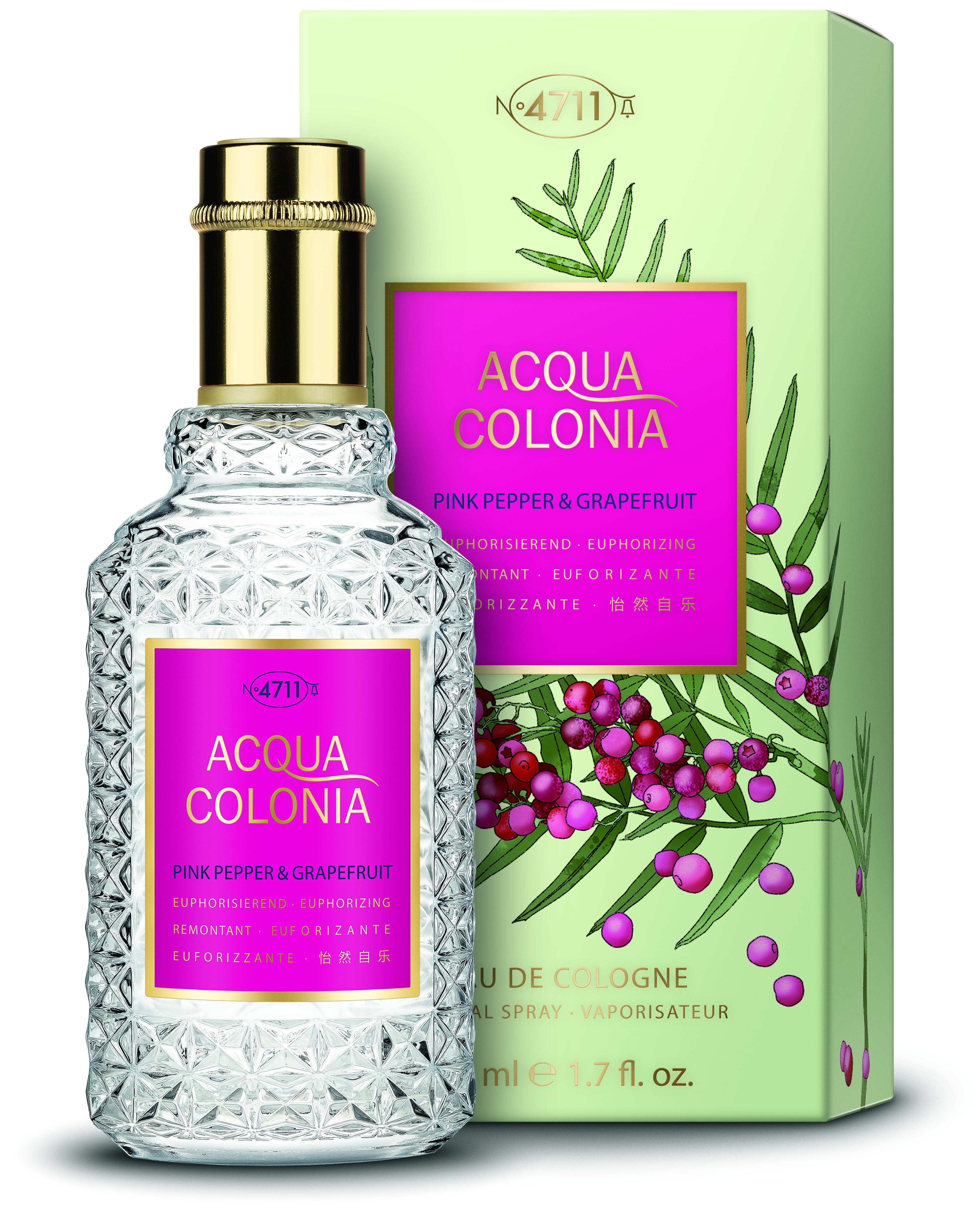 4711 Acqua Colonia Pink Pepper & Grapefruit  Eau de Cologne unisex 50 ml