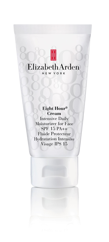 Elizabeth Arden Eight Hour Intensive Daily Moisturizer SPF15 PA++  50 ml