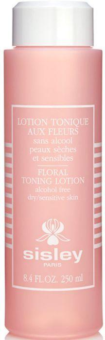 Sisley Lotion Tonique Aux Fleurs  Tónico Pieles Secas Y Sensibles 250 ml