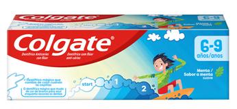 Colgate Smile JuniorDentífrico Infantil +6 Años  50 ml