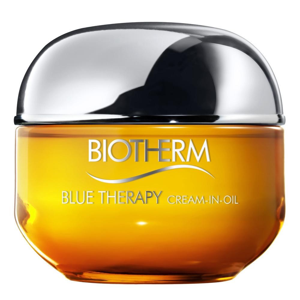 Biotherm Blue Therapy Cream In Oil Tratamiento Antiedad  PS 50 ml