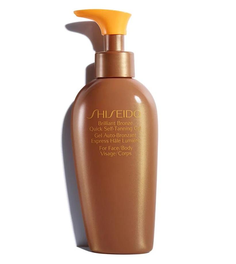 Shiseido Brilliant Bronze Quick Self-Tanning Gel  150 ml
