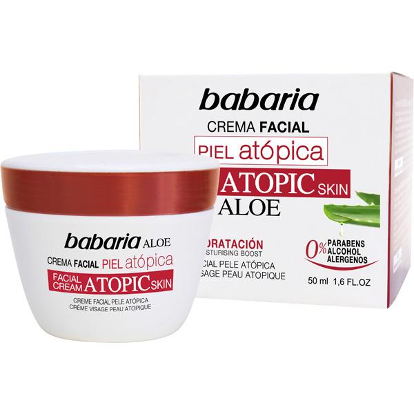 Babaria Crema Piel Atópica  50 ml