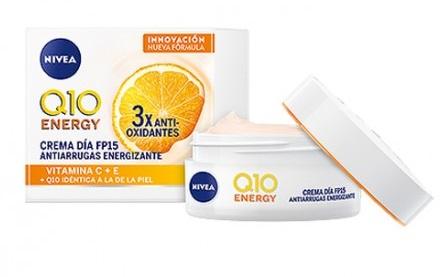 Nivea Q10 Plus Crema Energy Día  50 ml