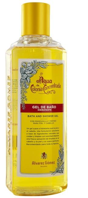Álvarez Gómez Gel de Baño  290 ml