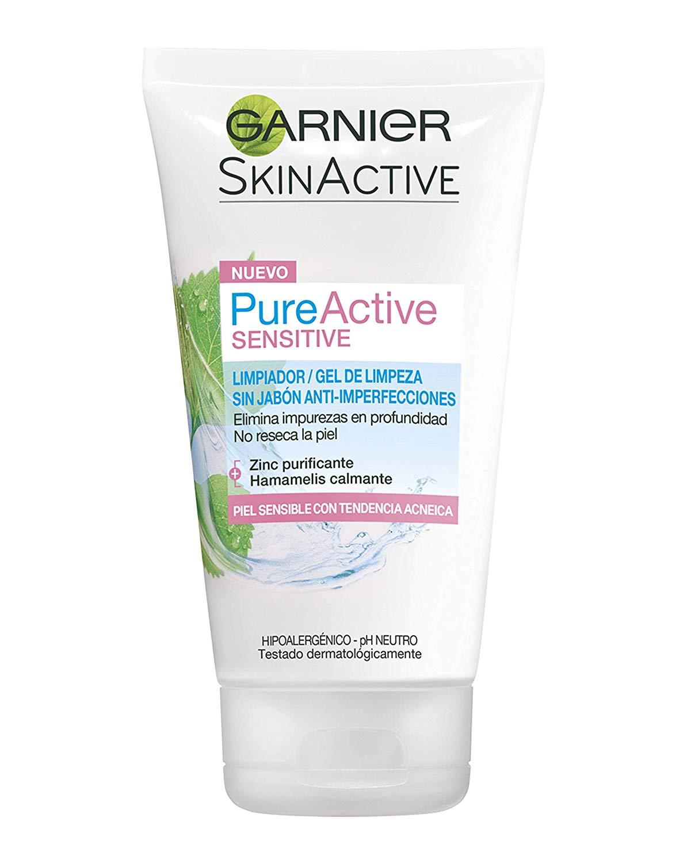 Garnier Skin Active Pure Tónico en Gel  200 ml
