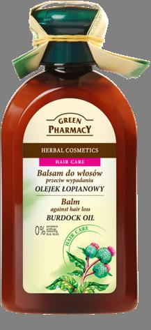 Green Pharmacy Acondicionador Anti-Caída Aceite de Bardana
