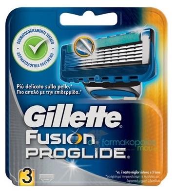 Gillette Fusion Man Proglide 3