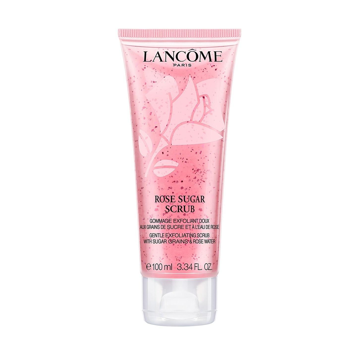 Lancôme mascarilla exfoliante Rose Sugar Scrub  100 ml