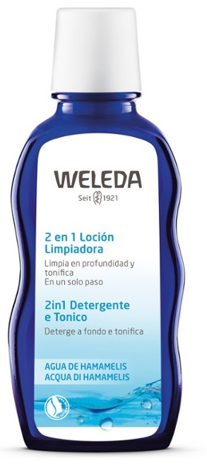 Weleda Loción Limpiadora 2 en 1  100 ml