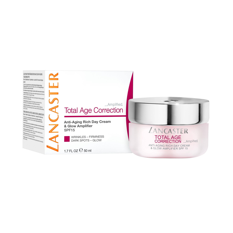 Lancaster Total Age Correction Anti-Aging Rich Crema de Día SPF15  50 ml