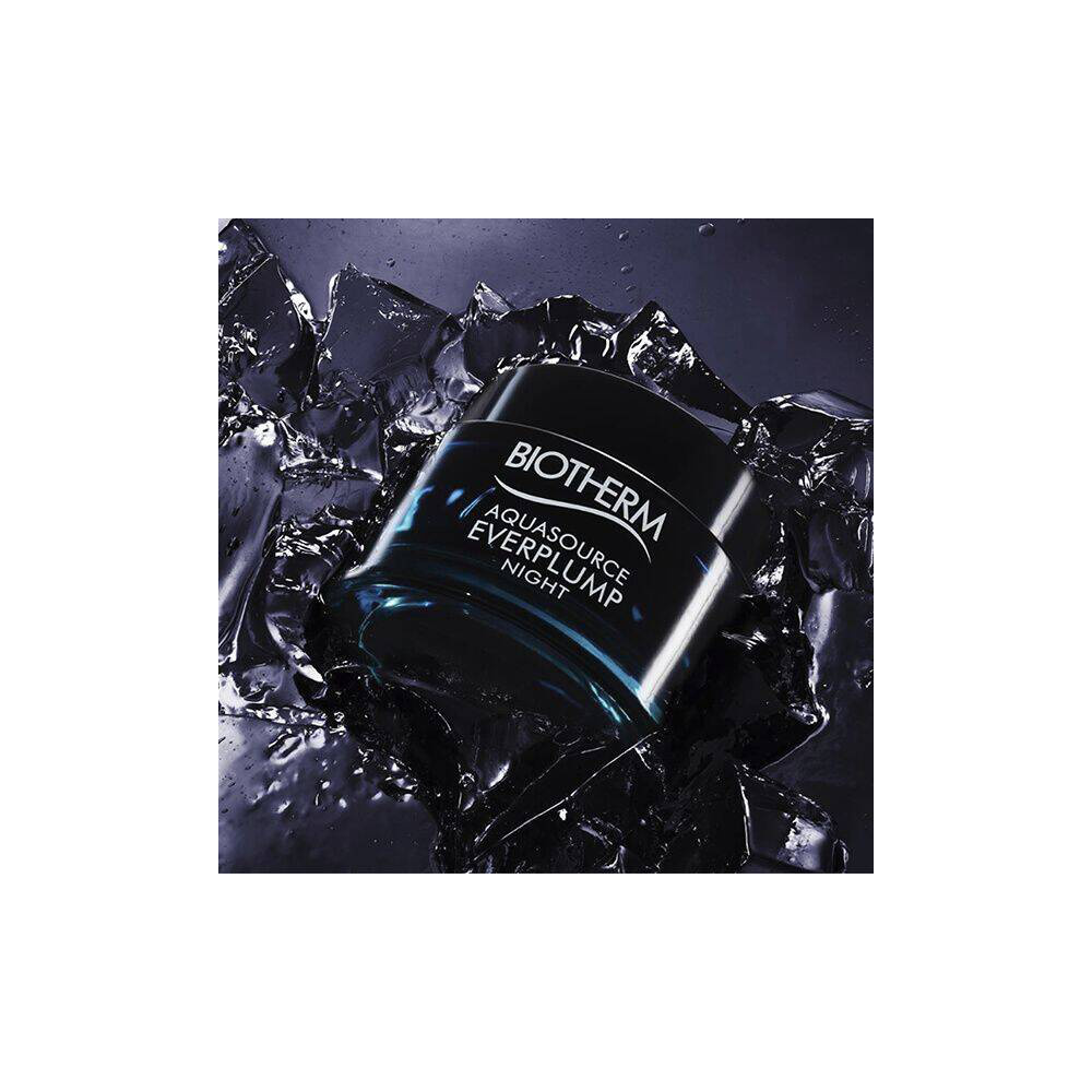 Biotherm Aquasource Everplump Night Crema Hidratante  50 ml