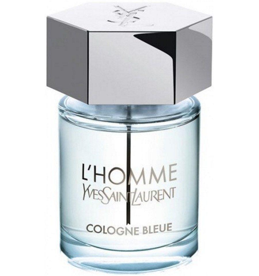 Yves Saint Laurent L'Homme Clogne Bleue  Eau de Toilette para hombre