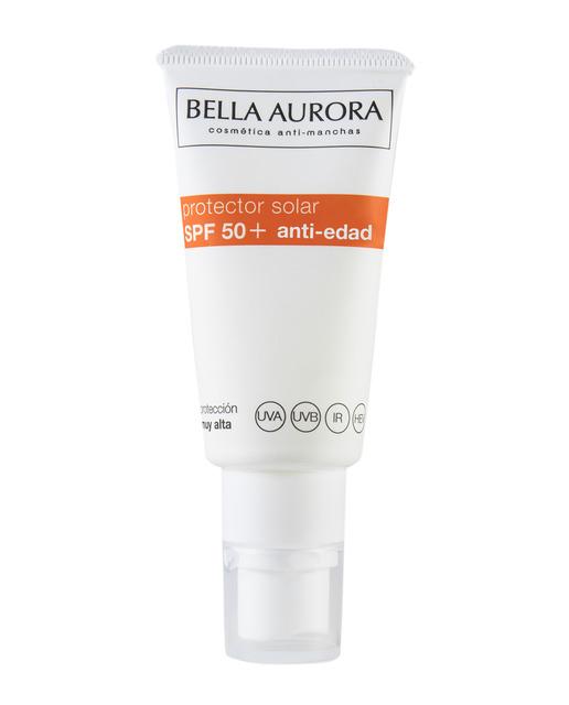 Bella Aurora Protector Solar Antiedad SPF50+