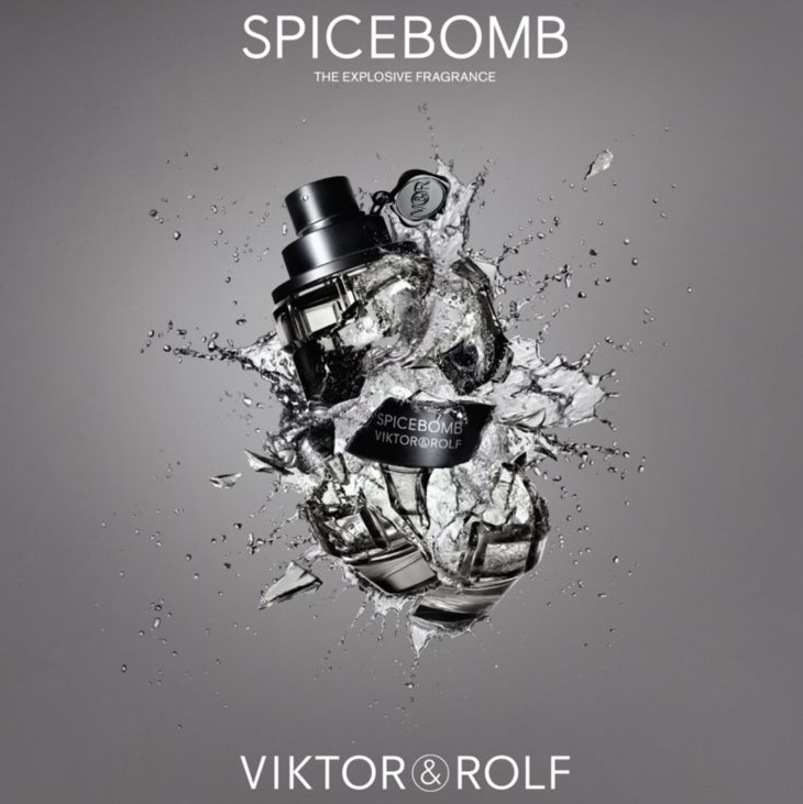 Viktor & Rolf Spicebomb  Eau de Toilette para hombre
