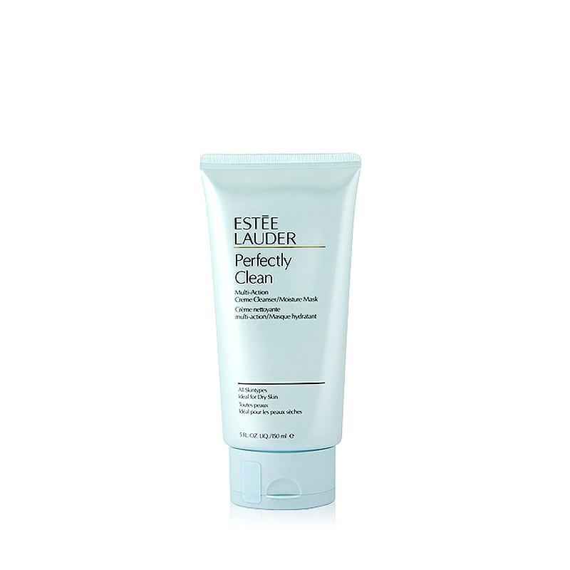 Estée Lauder Perfectly Clean Multi-Action Creme Cleanser Mask  Mascarilla 150 ml