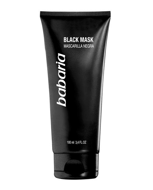 Babaria Mascarilla Facial Negra  100 ml