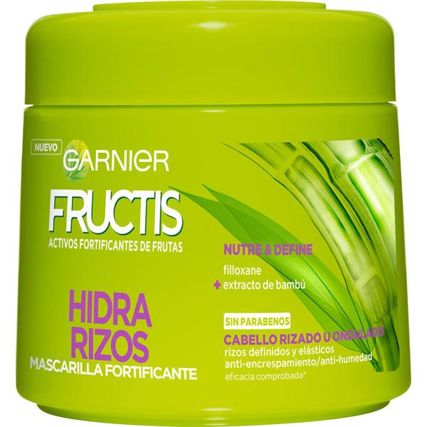 Fructis Mascarilla Hidra Rizos  300 ml