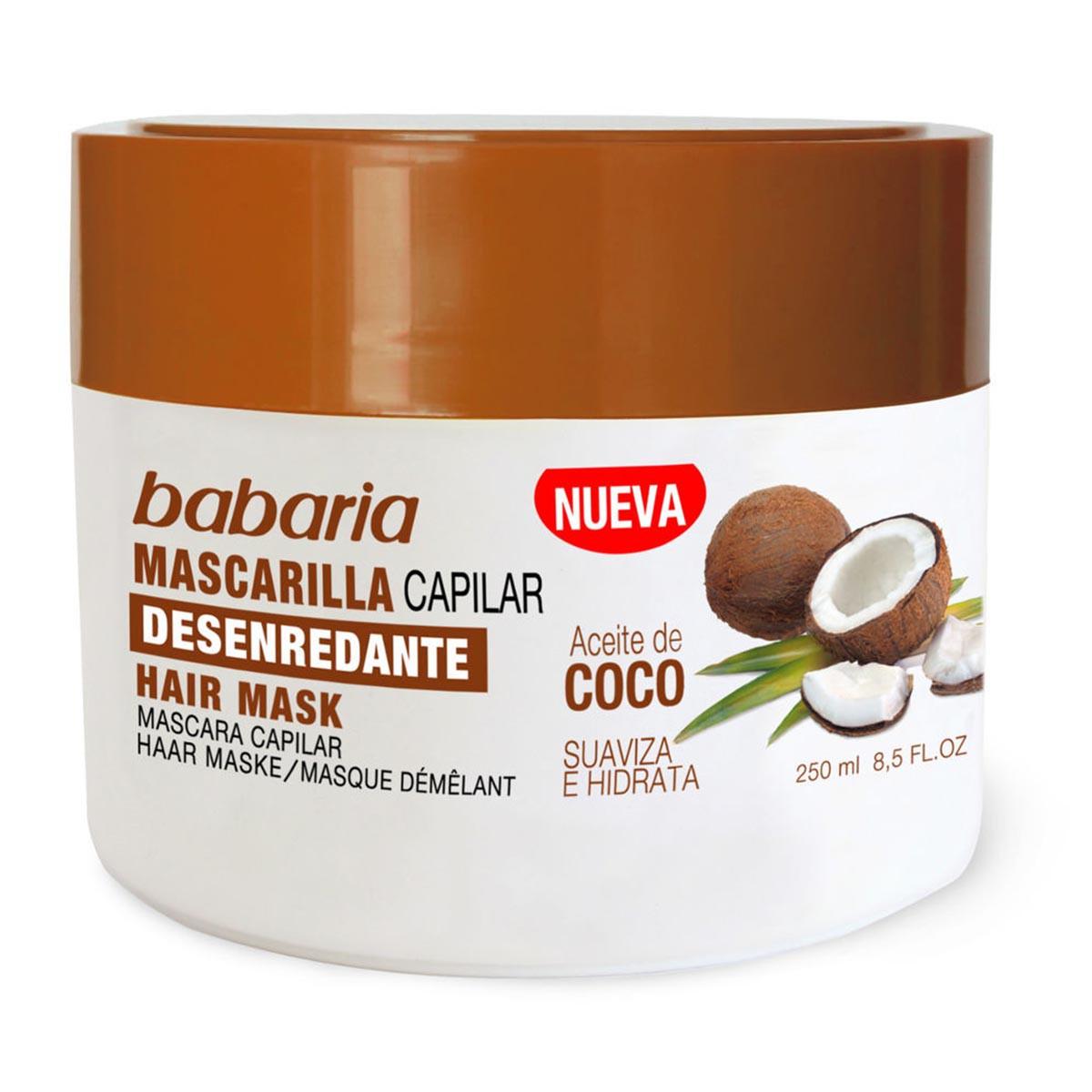 Babaria Mascarilla Coco  250 ml