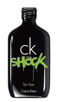CALVIN KLEIN CK SHOCK FOR HIM   EDT 200 ML