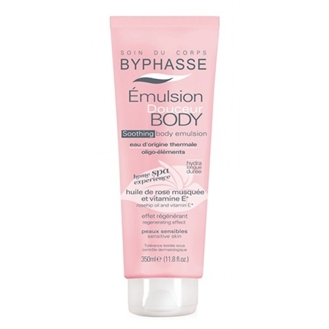 Byphasse Home Spa Emulsión Corporal Douceur PS  350 ml