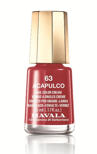 Mavala Esmalte Acapulco Color 63  5 ml