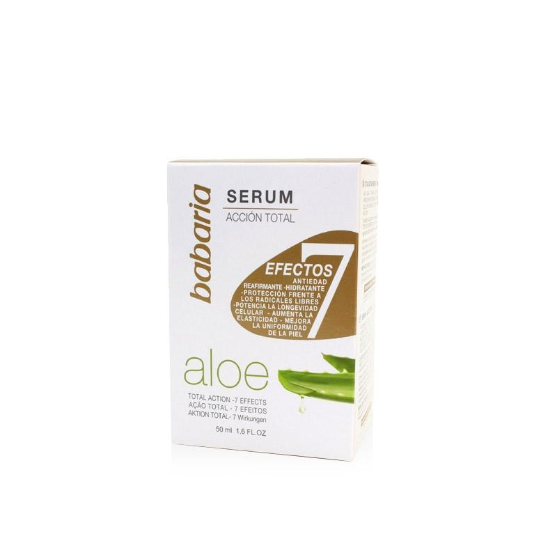 Babaria Sérum 7 Efectos Aloe Vera  50 ml