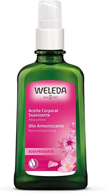 Weleda  Aceite Corporal Suave Rosa Mosqueta  100 ml