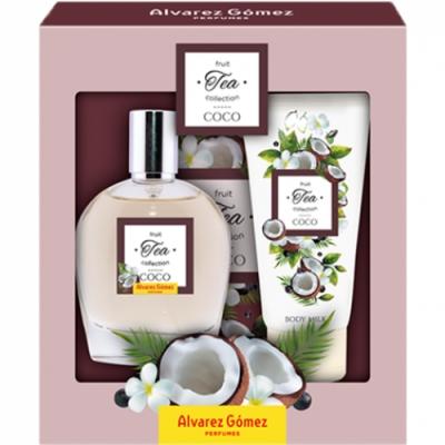 Alvarez Gomez Fruit Tea Coco  100ml+ bm 150ml