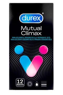 Durex Mutual Climax  12 unidades