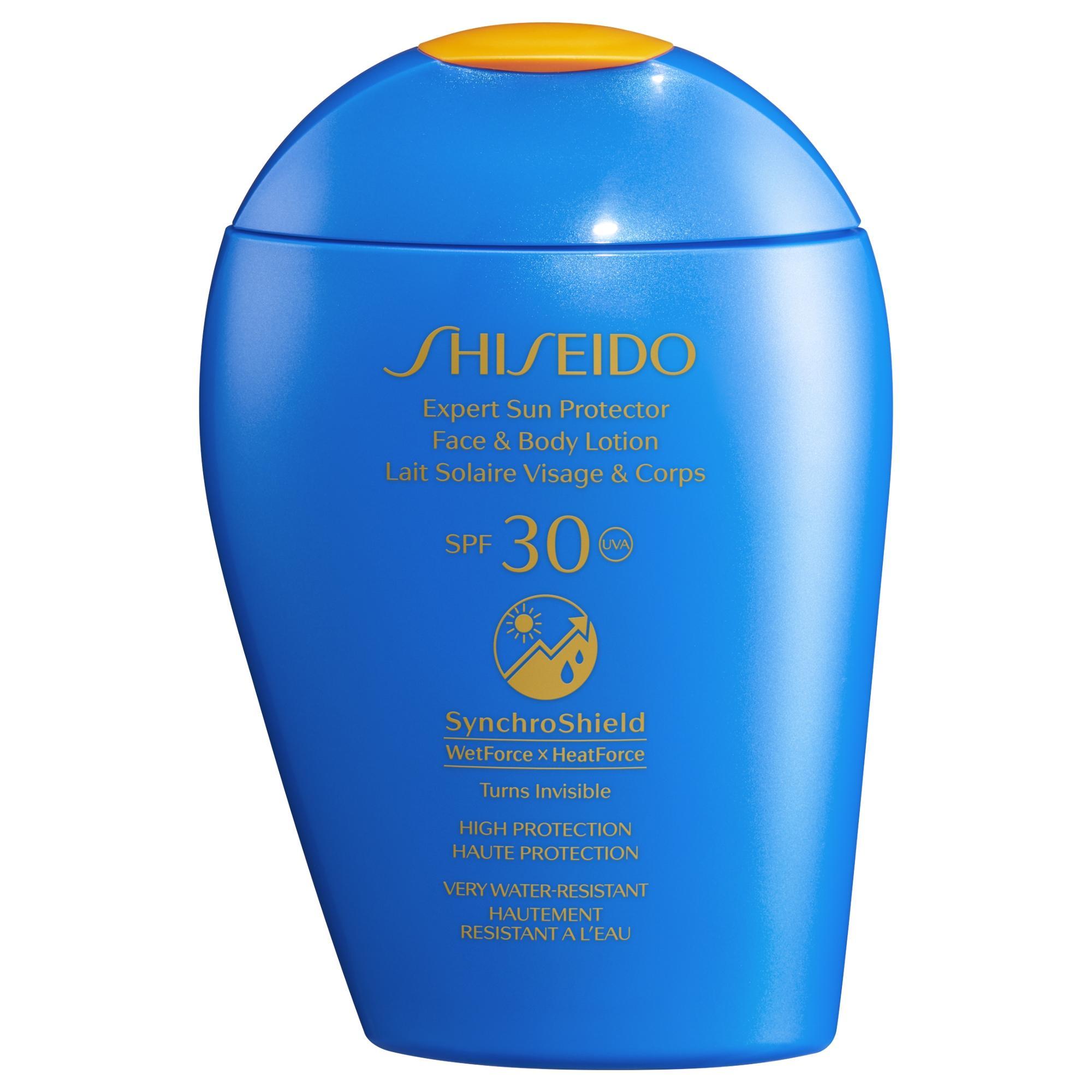 Shiseido Expert Sun Protector Body Lotion SPF 30  150 ml