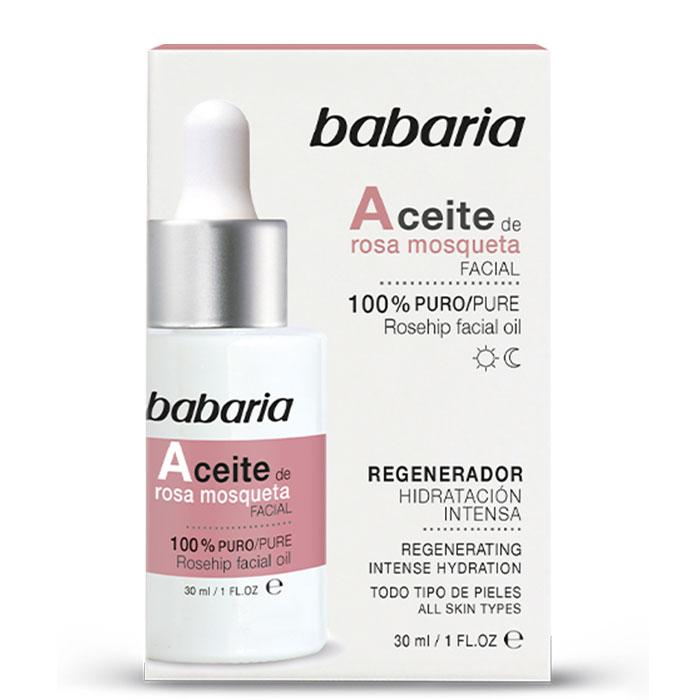 Babaria Aceite Facial Puro Rosa Mosqueta
