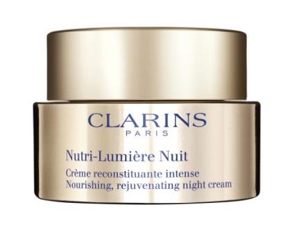 Clarins Nutri-Lumière Crema Noche  Para todo tipo de pieles