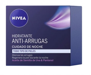 Nivea Crema Anti-Arrugas Noche  50 ml